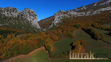 Autumn, 'Dos Hermanas', Navarre, Spain