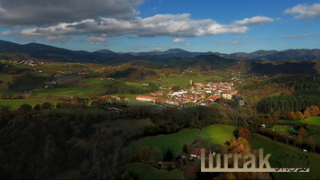 Segura. Goierri Valley, Basque Country