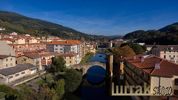 Aerial-Old-Bridge-Cadagua-River-Basque-Country