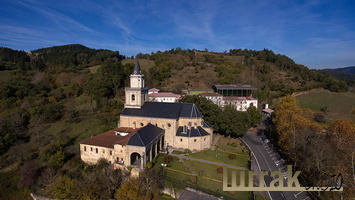 Drone-Sanctuary-Holm-Oak-Basque-Country