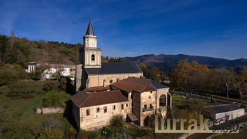 Drone-Holm-Oak-Sanctuary-Artziniega-Alava-basque-Country