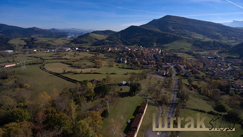 Aerial-Photo-Artziniega-Alava-Basque-Country