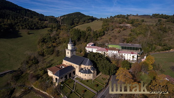 Drone-Holm-Oak-Sanctuary-Alava-Basque-Country