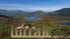 Photos with drone in Basque Country