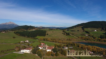 Drone-Aozaratza-Neighborhood-Basque-Country