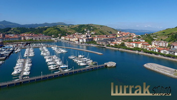 Aerial-View-Sports-Port-Zumaia-Gipuzkoa-Basque-Country